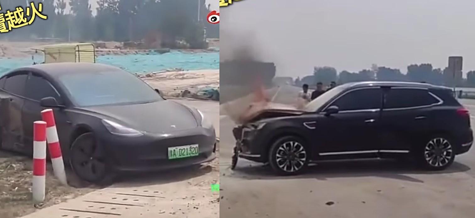 model-3-crash-suv-fire
