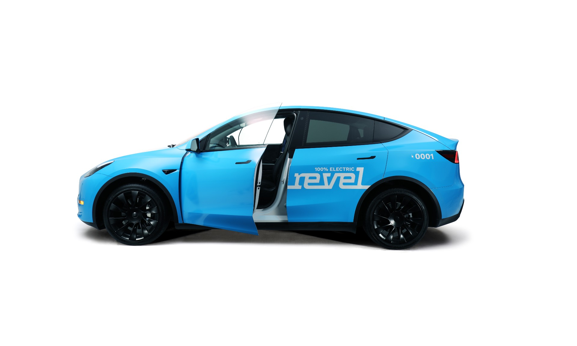 tesla-model-y-taxi-revel-all-electric
