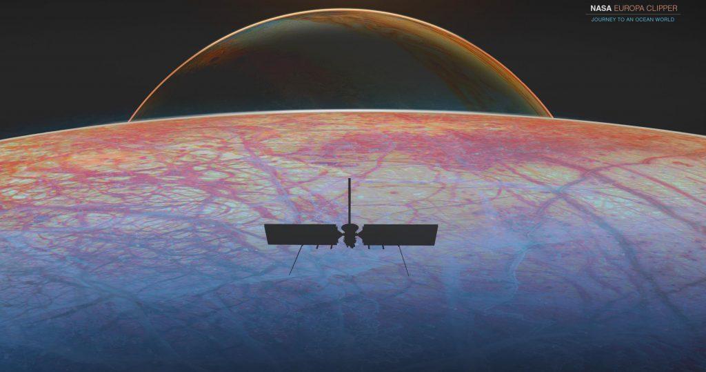 SpaceX Falcon Heavy to launch NASA ocean moon explorer, saving the US billions - Teslarati