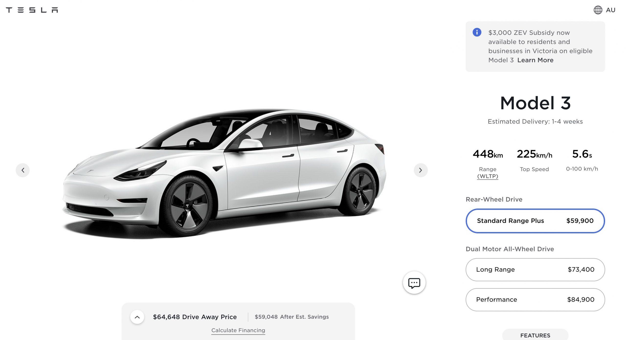 tesla-model-3-australia-price-drop-