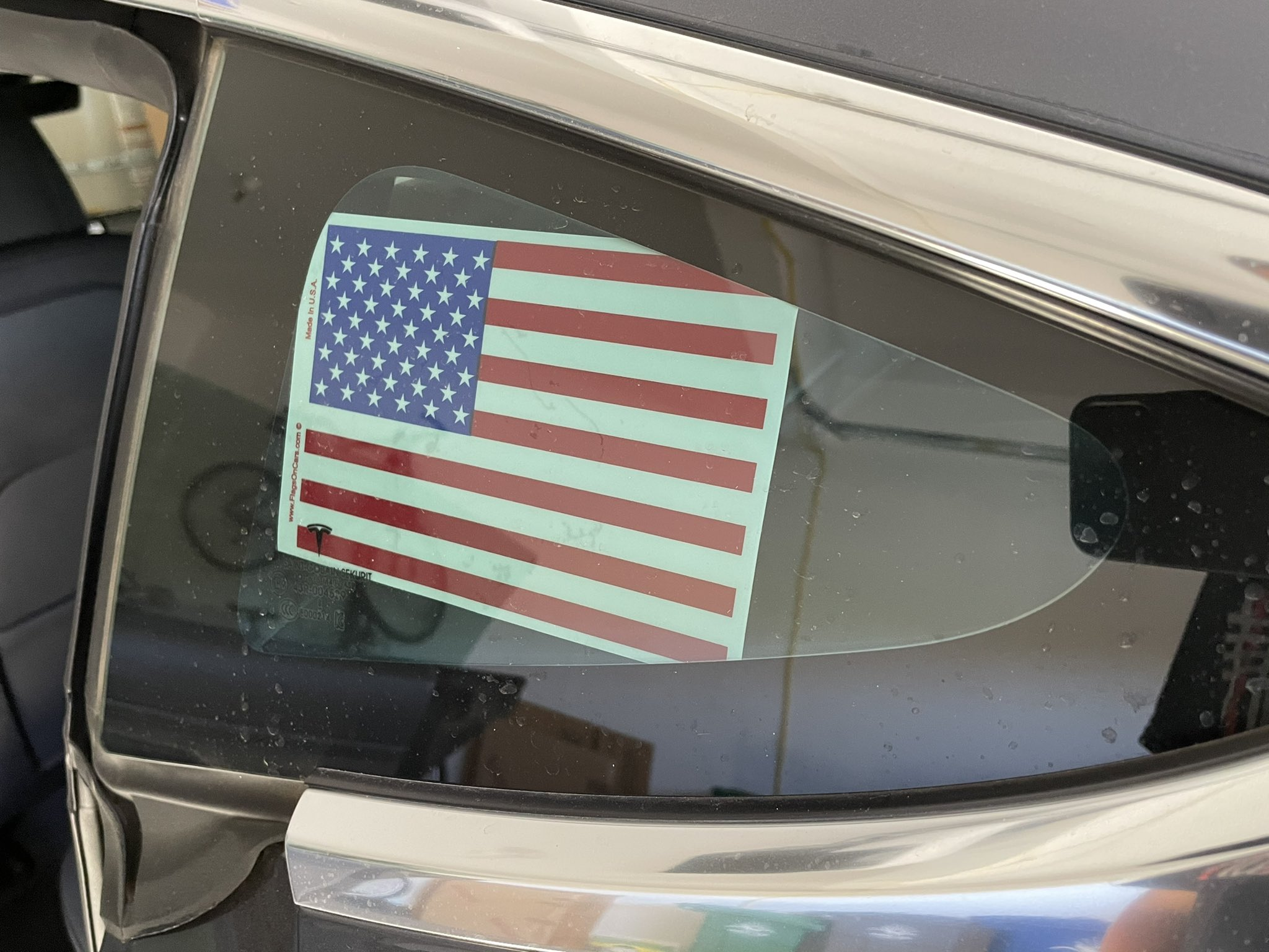 tesla-model-3-us-flag