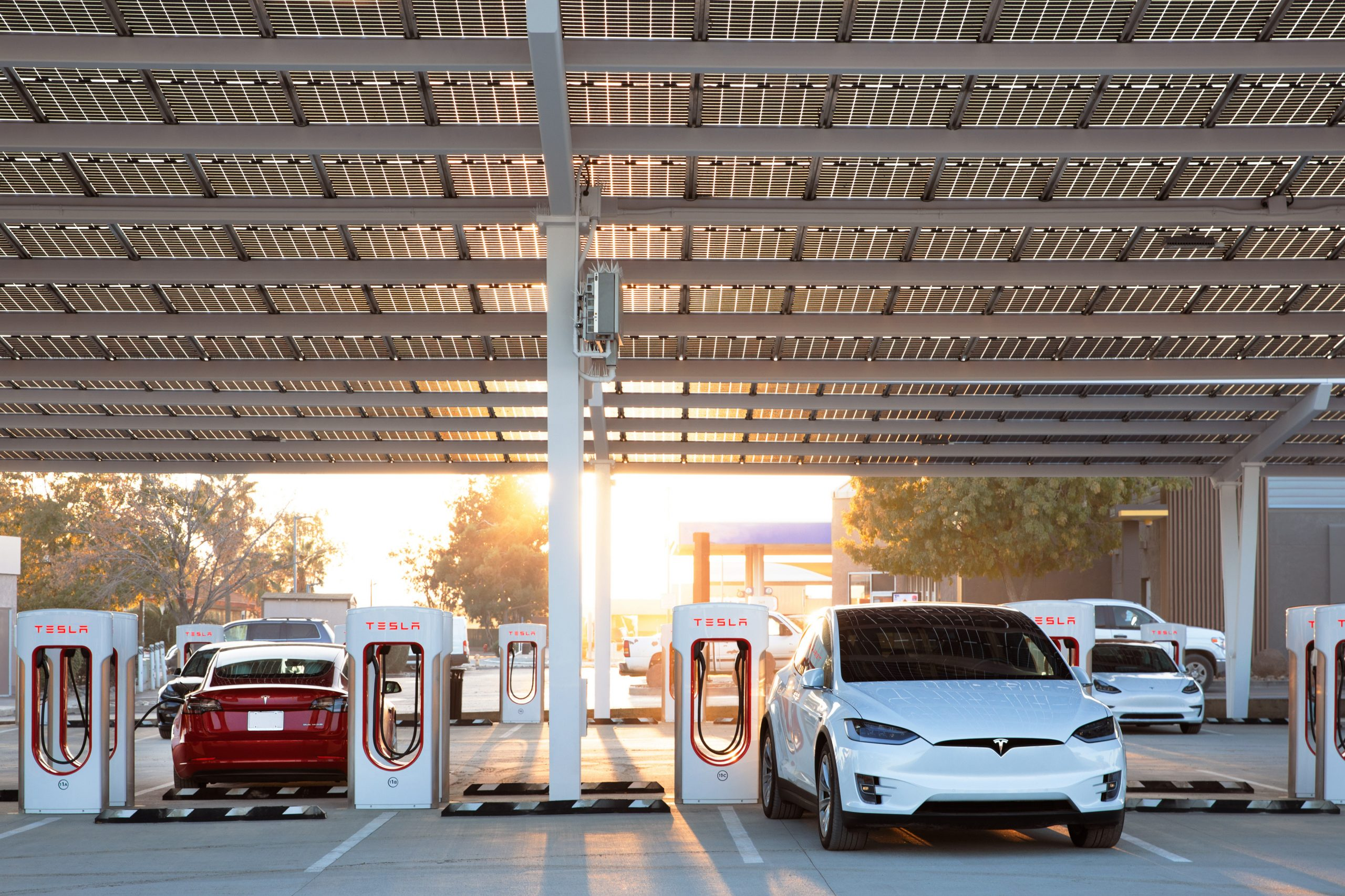Tesla can apply for Bipartisan bill funding after opening Superchargers to other OEMs