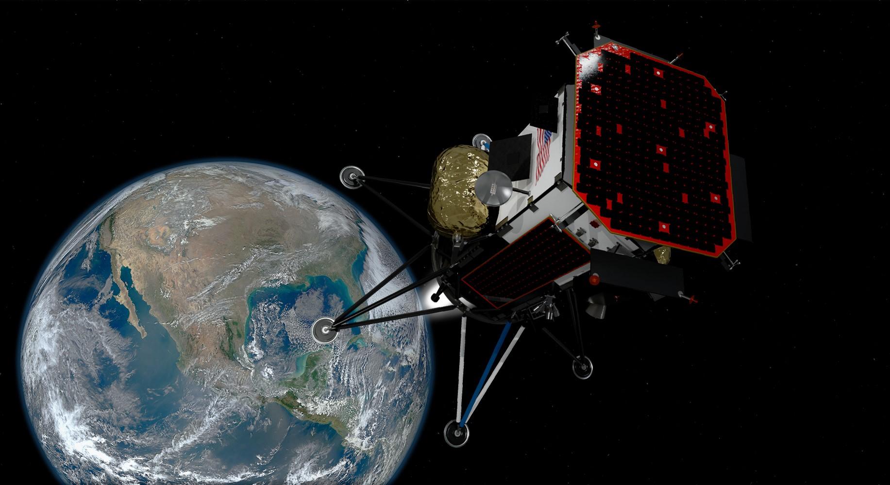 IM-3 Moon lander (Intuitive Machines) 1 crop