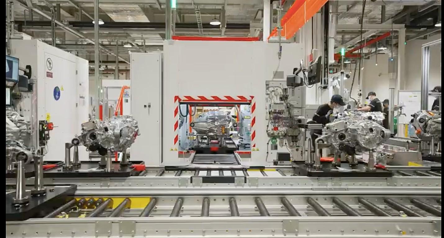 model-3-motor-production