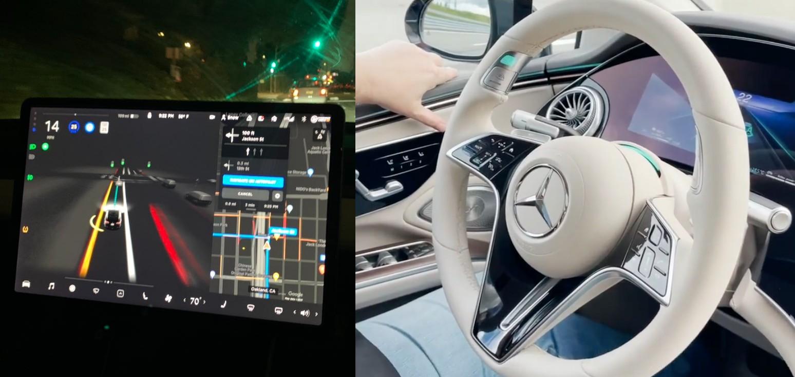 tesla-fsd-beta-vs-drivepilot