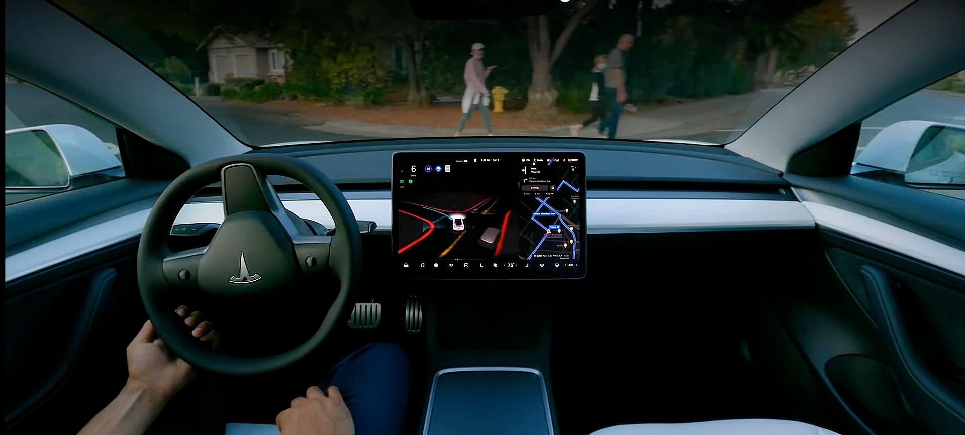 Tesla's Elon Musk posts update on FSD Beta 10's release date