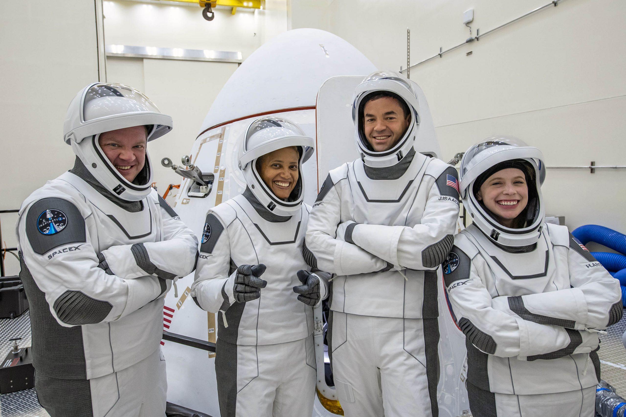 Inspiration4 Crew Dragon C207 KSC Aug 2021 (SpaceX) 2