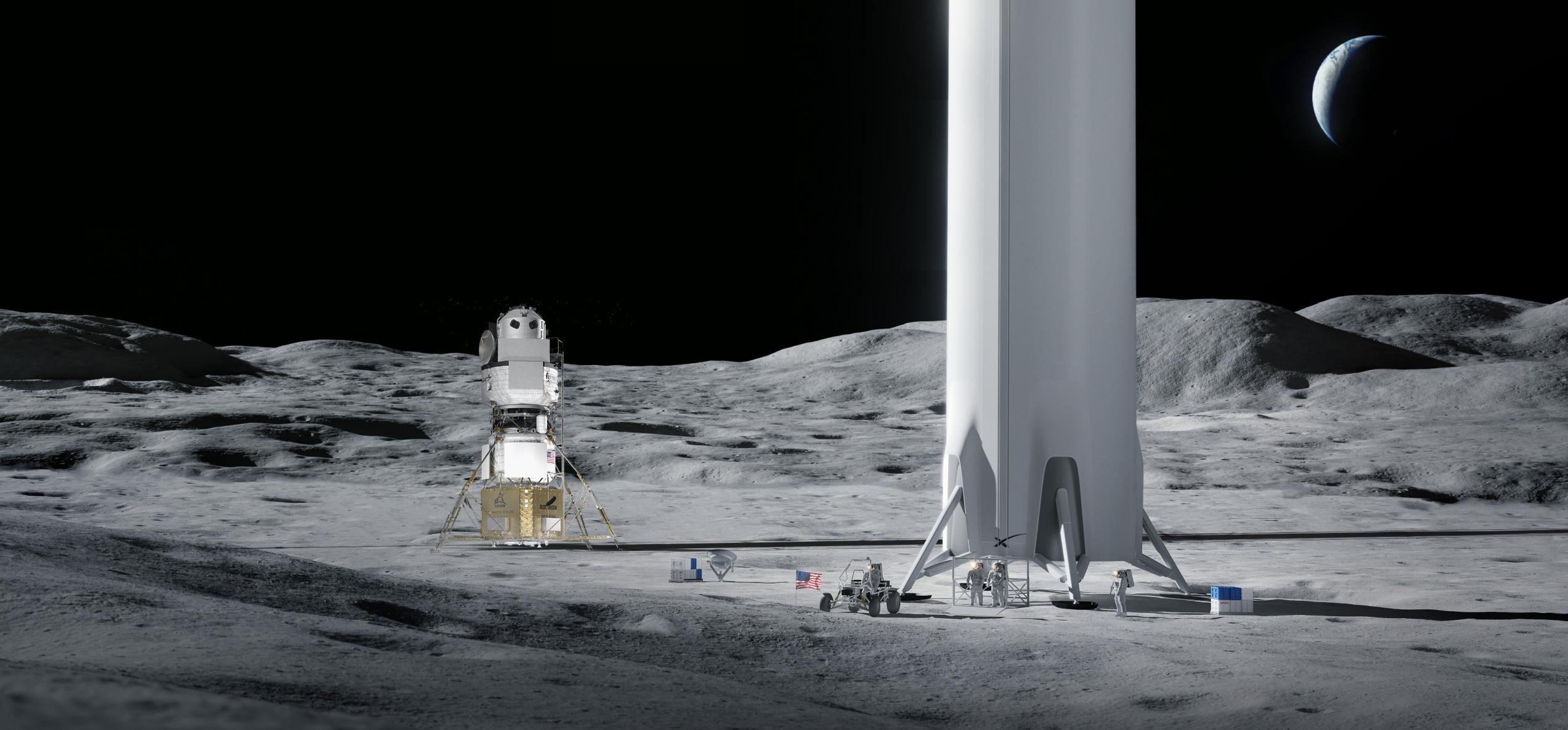 SpaceX CEO Elon Musk explains why Blue Origin's Starship lawsuit makes no sense