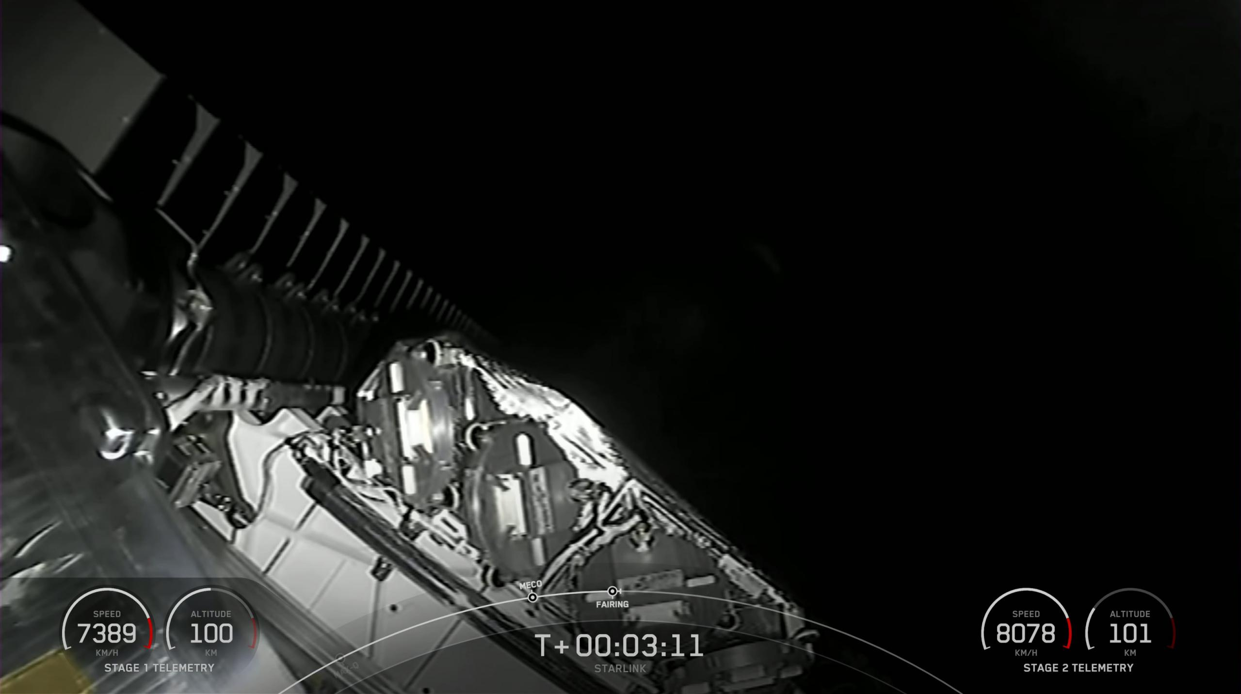 Starlink 2-1 V1.5 F9 B1049 091321 webcast (SpaceX) satellites 1 (c)