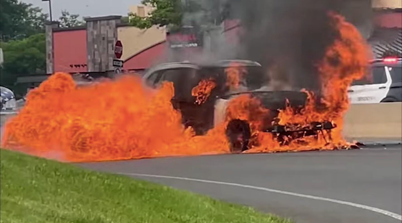 burning-bmw