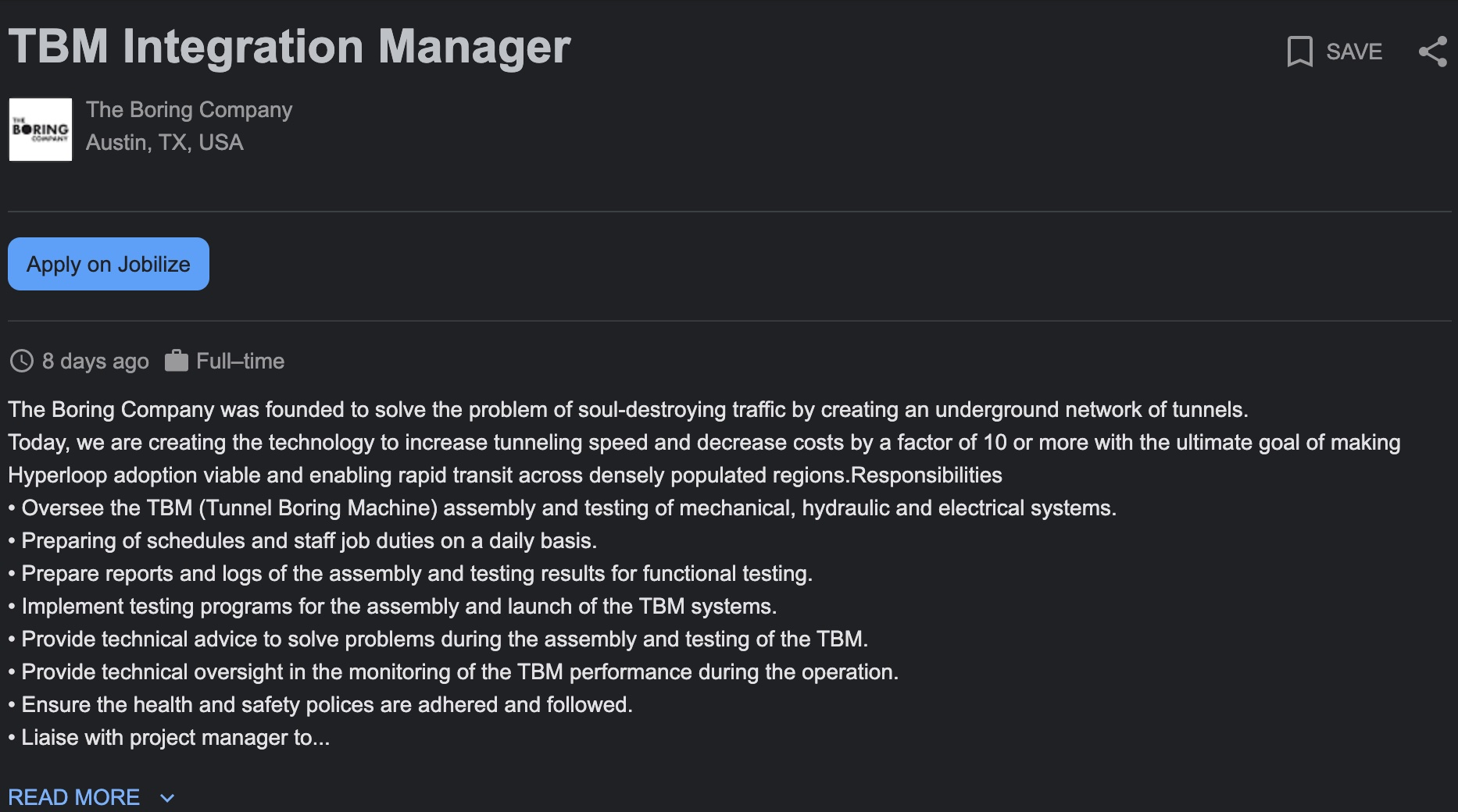 the-boring-company-tbm-manager