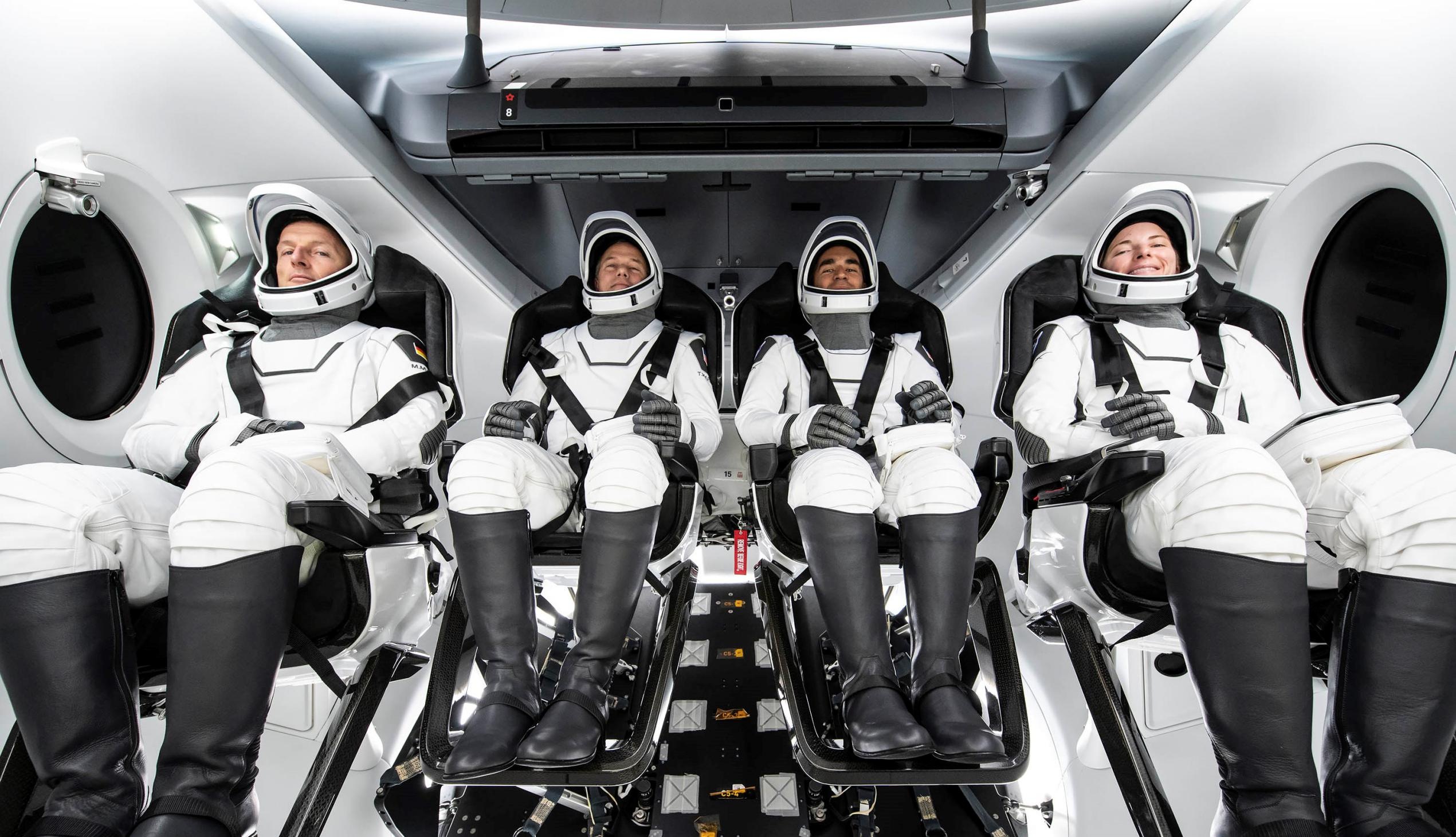 SpaceX's next Crew Dragon astronaut mission settles on Halloween launch