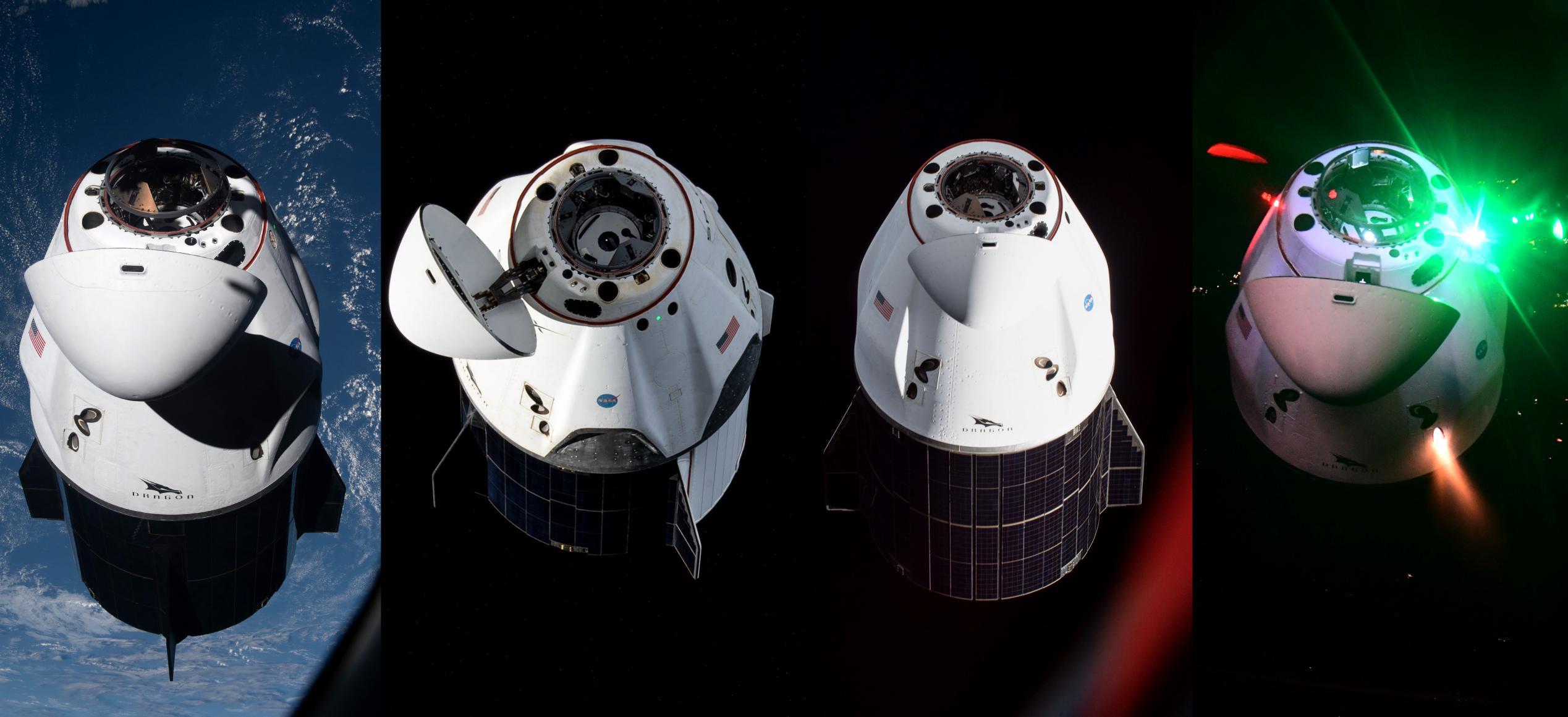 Dragon C206 C207 C208 C209 (NASA – ESA) 1 (c)