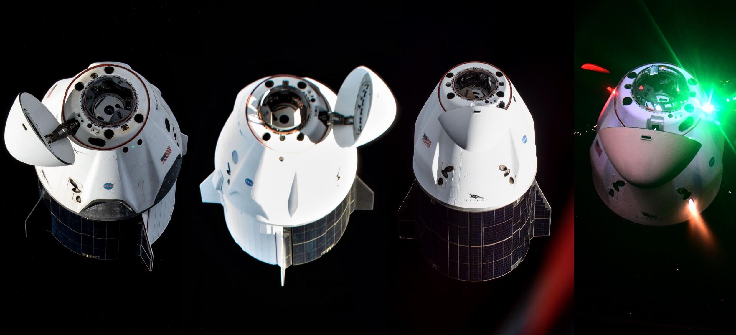 Dragon C206 C207 C208 C209 (NASA – ESA) 2 (c)