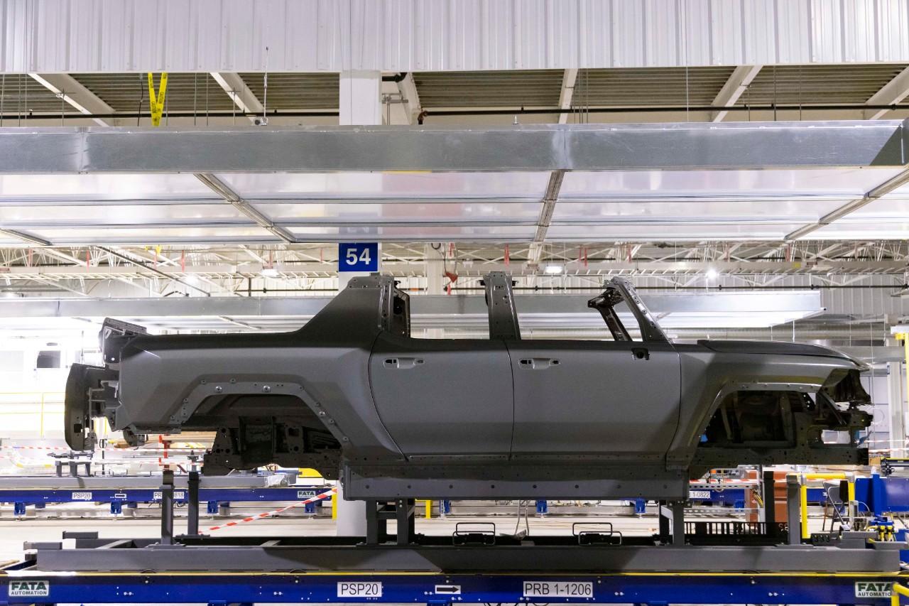 Renovations New Construction General Motors Factory ZERO