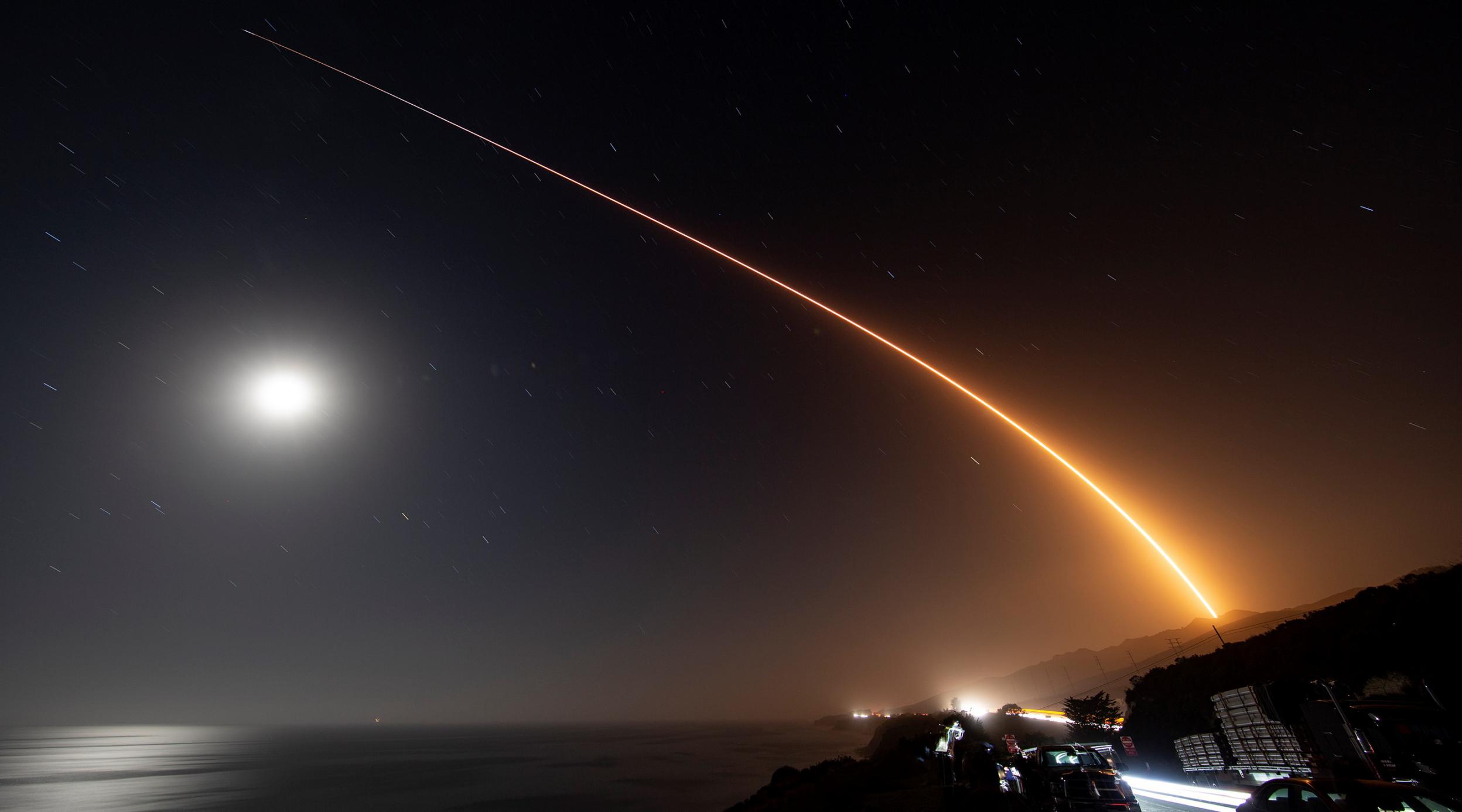 SpaceX schedules Falcon 9's second West Coast Starlink launch