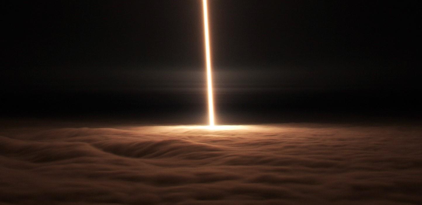 Starlink 2-1 V1.5 F9 B1049 091321 (SpaceX) streak 2 crop