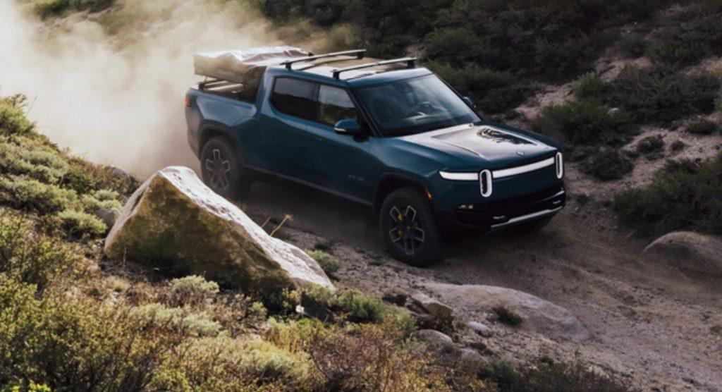 photo of Rivian's board of directors does not include Ford representatives anymore image