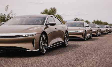 lucid air first customer deliveries october 30